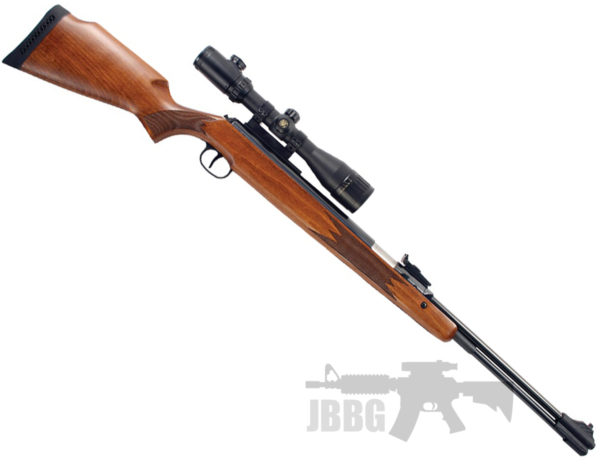 RWS Model 460 Magnum Combo Air Rifle .22