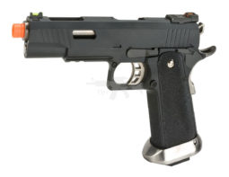 WE-HICAPA-5.1-WE-T-REX-LONG-BLACK-GAS-BLOW-BACK-AIRSOFT-PISTOL