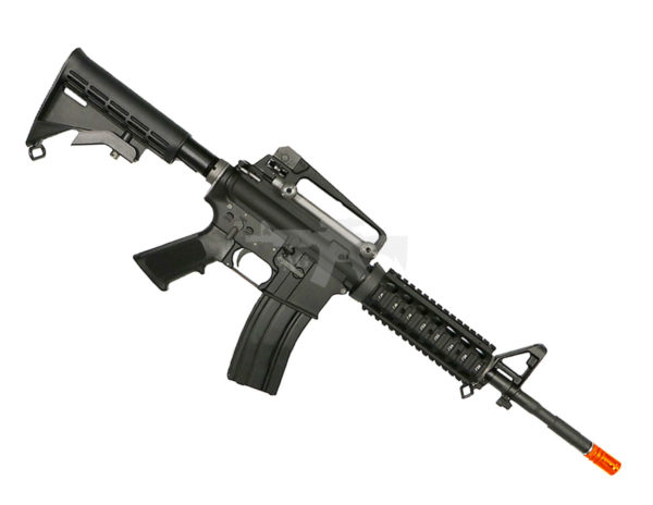 WE M4 RIS GAS BLOW BACK AIRSOFT RIFLE