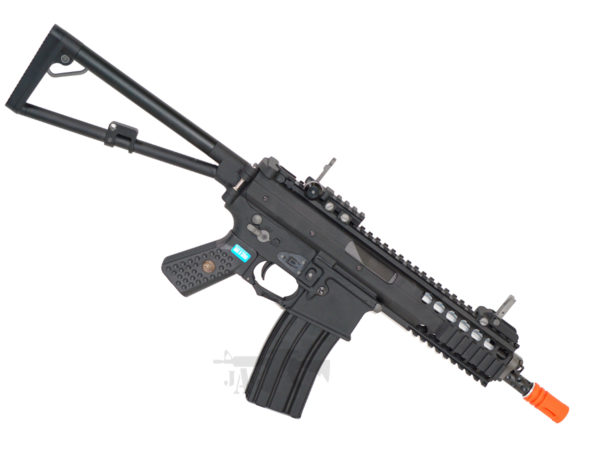 WE PDW GAS BLOW BACK AIRSOFT RIFLE