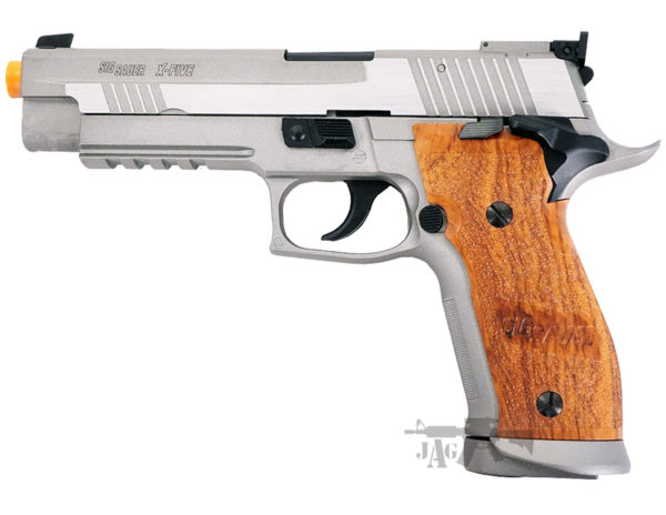 Sig P226 X-five Silver Co2 Airsoft Pistol