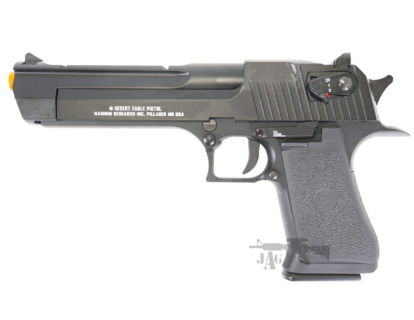 Desert Eagle .50AE Blowback CO2 Airsoft Pistol