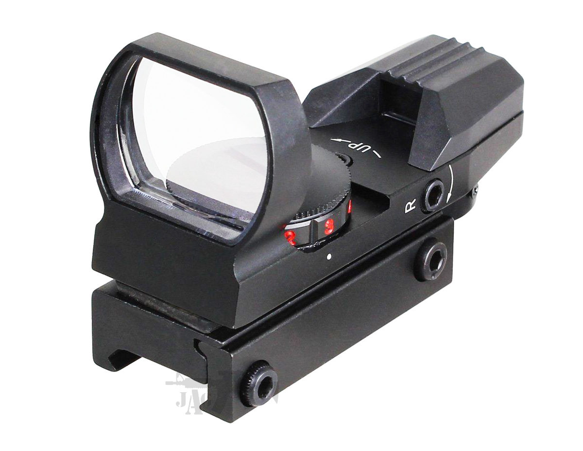 Holographic Red Green Dot Sight