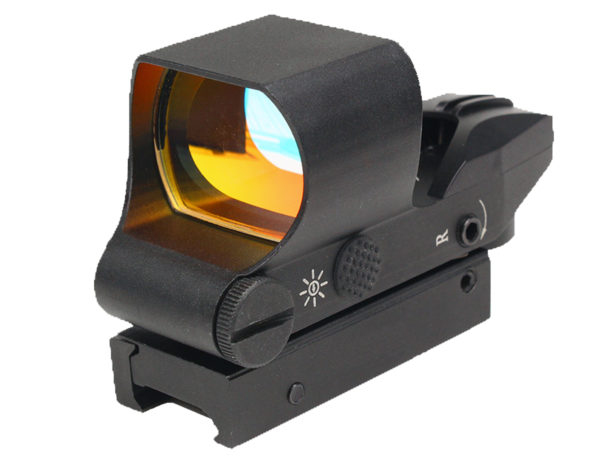 Multi Reticle Red Dot Sight