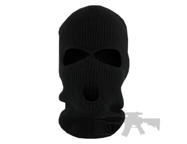 3 Hole BalaclavaHead Face Knit Mask