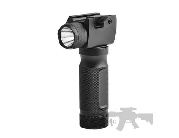 TX01 LED Flashlight Airsoft Rifle Gun Grip