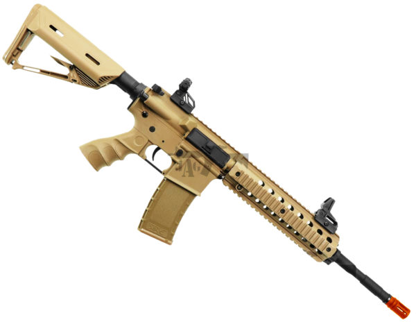 BULLDOG ST DELTA L AIRSOFT ELECTRIC RIFLE GUN TAN