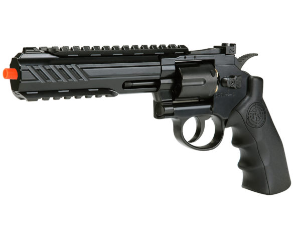 SRC 6 Inch Titan Full Metal CO2 Airsoft Revolver