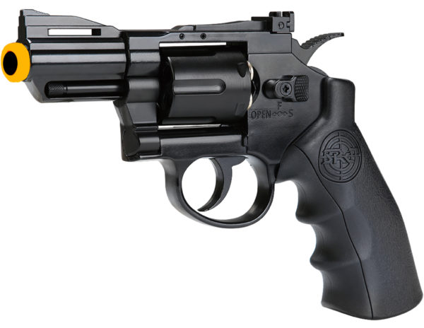 Src 2.5 inch titan full metal co2 airsoft revolver
