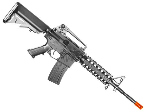 BULLDOG M4PG RIS AIRSOFT ELECTRIC RIFLE GUN