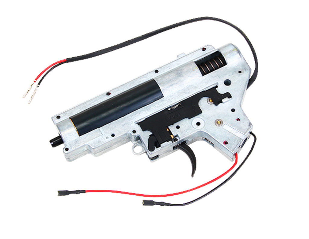 SRC METAL GEAR BOX COMPLETE SET (REAR WIRE)