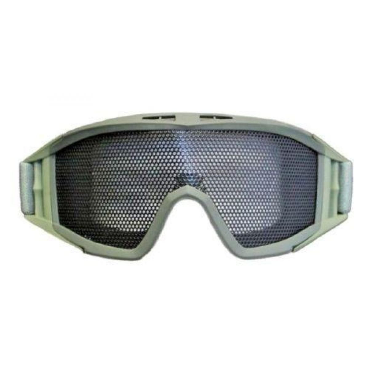 BIG AIRSOFT GOGGLES GREEN MA04OD