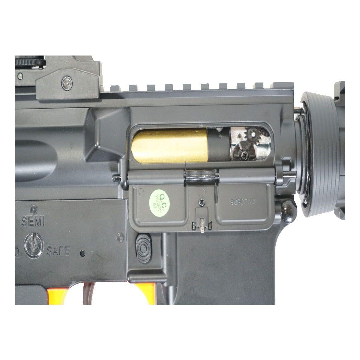 COLT M4 CQB FULL METAL RIS AEG AIRSOFT RIFLE