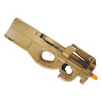 FN-HERSTAL-P90-METAL-POLYMER-AIRSOFT-ELECTRIC-GUN-IN-TAN