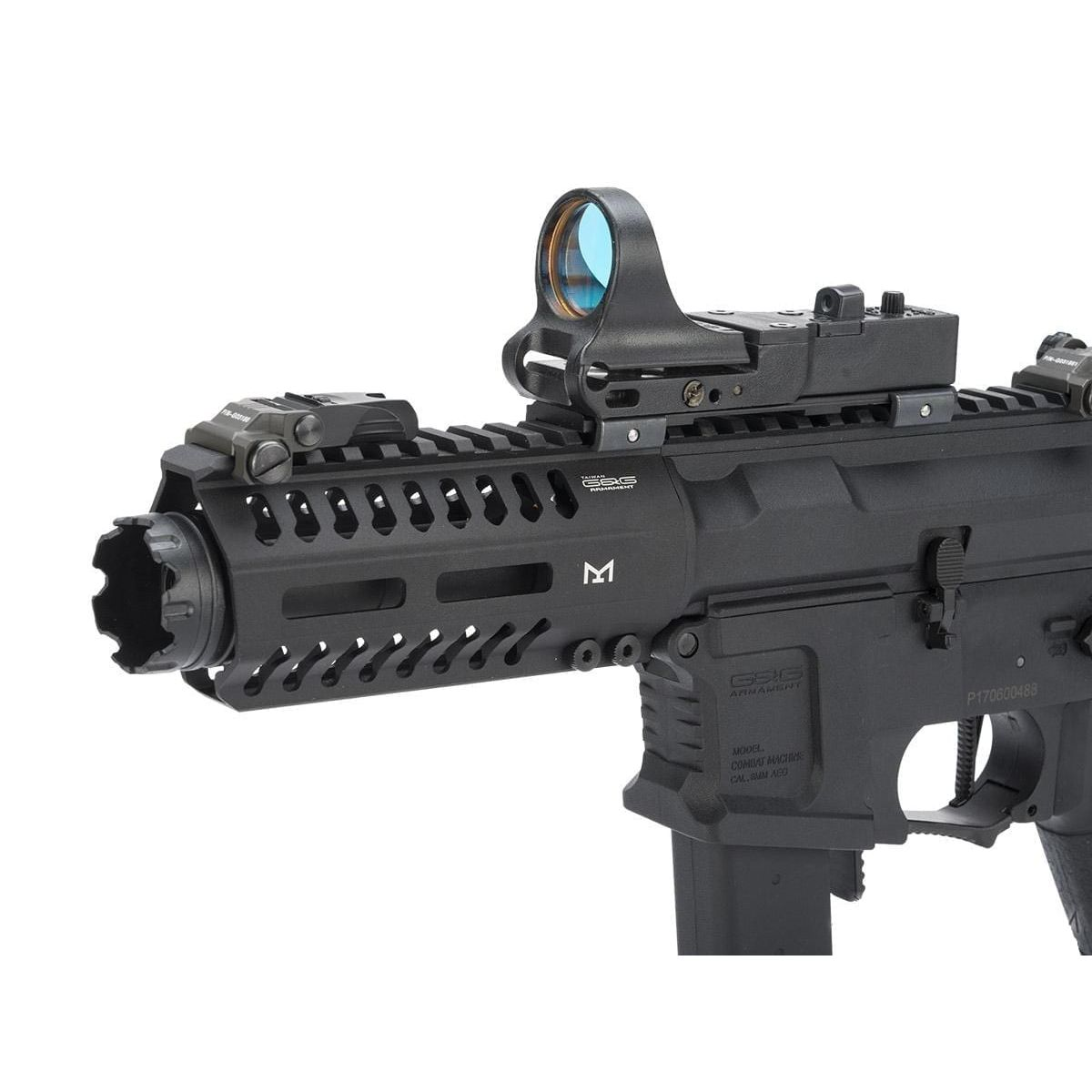 GG CM16 ARP9 CQB CARBINE AIRSOFT AEG BLACK