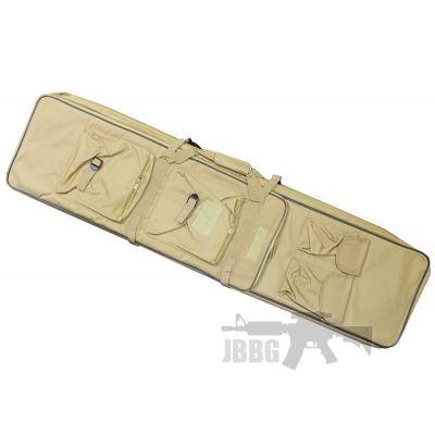 Trimex 47″ Double Rifle Bag – GB04 – Tan Pattern