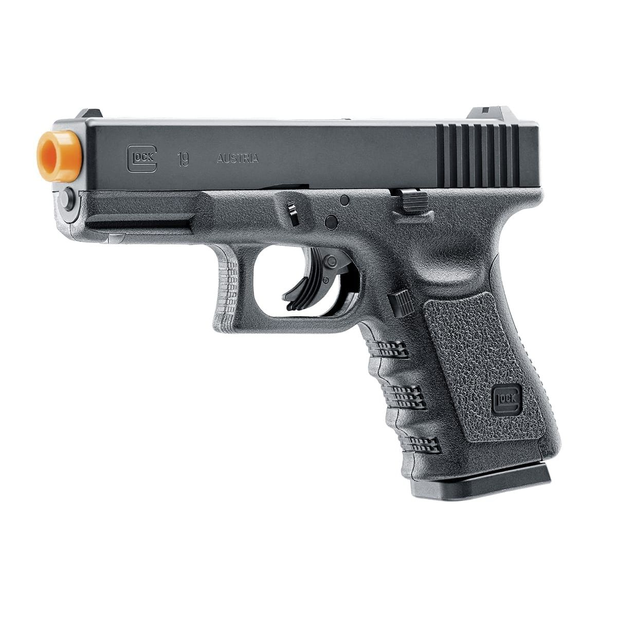 GLOCK G19 GEN 3 CO2 AIRSOFT PISTOL NBB