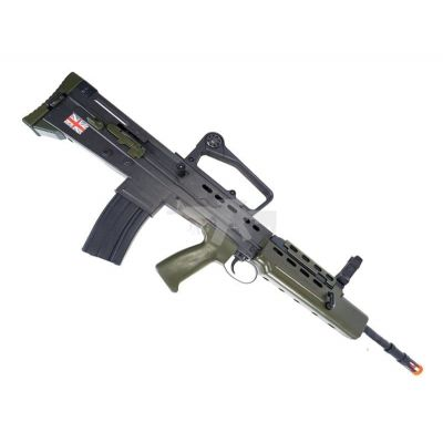 A-202A SA80 AIRSOFT SPRING RIFLE W/RAIL