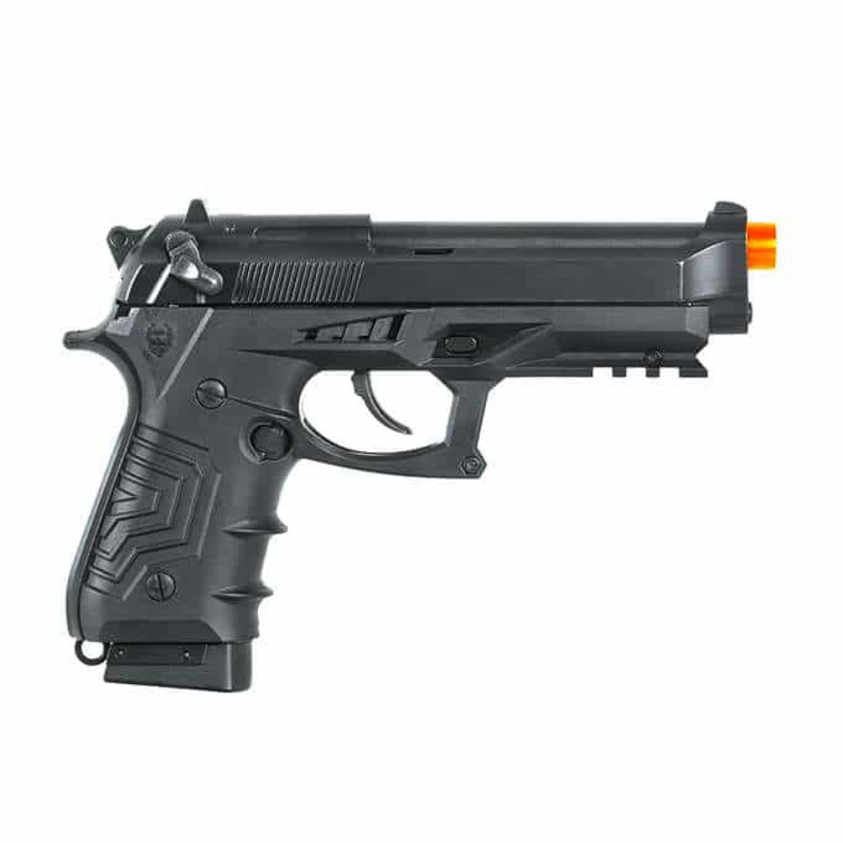 HFC HG-173 FULLY AUTOMATIC BLOWBACK AIRSOFT METAL CO2 PISTOL