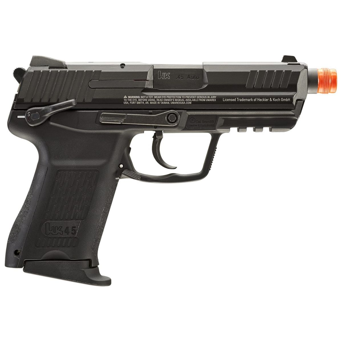 HK 45CT COMPACT GBB AIRSOFT GAS PISTOL