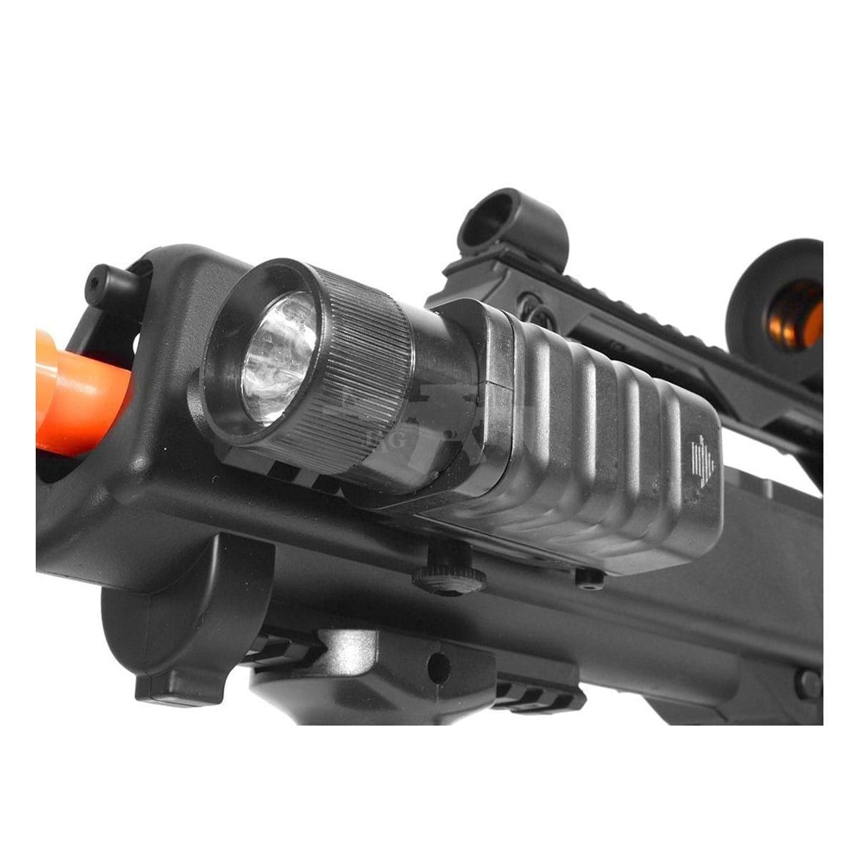 M85P DOUBLE EAGLE AIRSOFT ELECTRIC RIFLE GUN