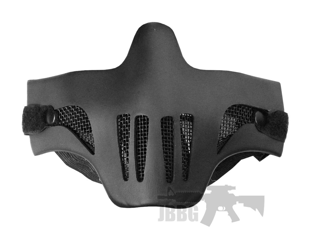 Pro Half Mesh Mask MA84BK