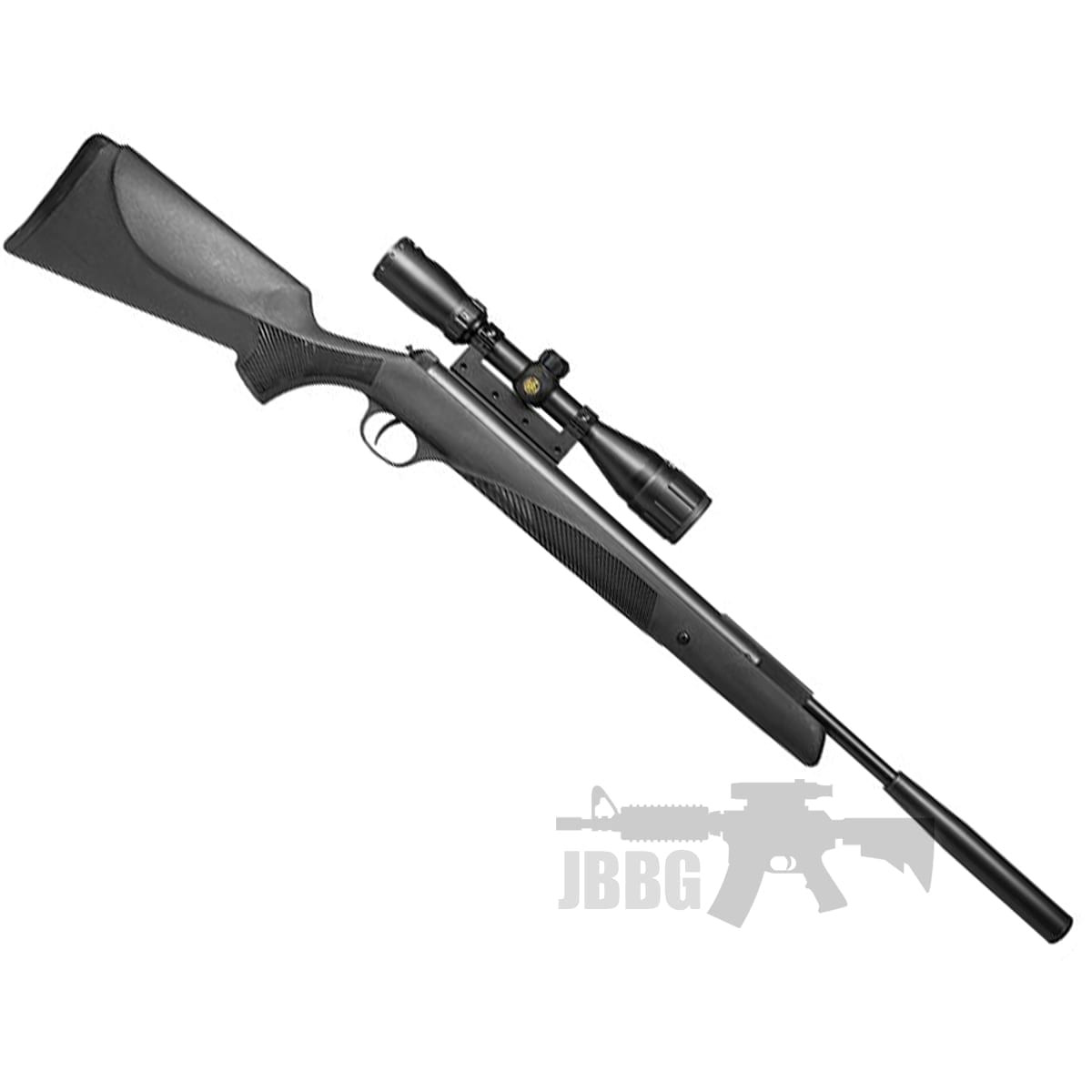 RWS 34 PRO COMPACT COMBO AIR RIFLE .177
