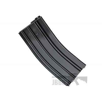 EF Universal M4/M16 Hi Cap Mag – 300 RDS- 6MM -Black