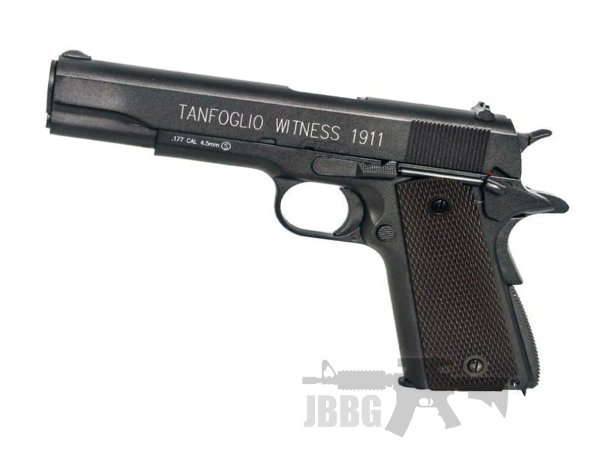 Tanfoglio Witness 1911 4.5 Mm Co2 Airgun (Not Airsoft)