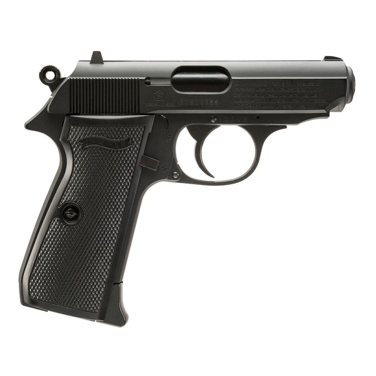 WALTHER-ppks-co2-pistol-air-gun-black