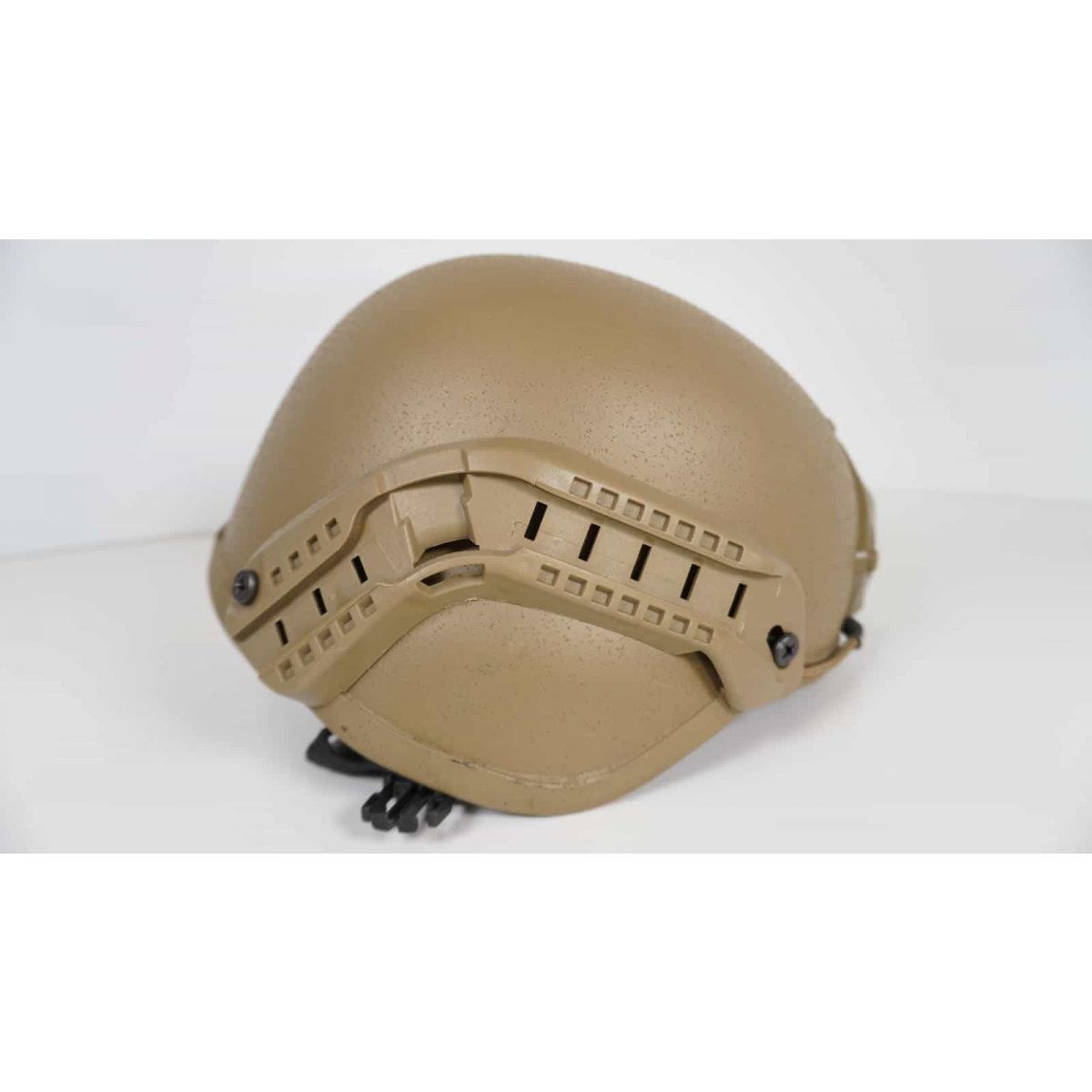 WOSPORT HIGH-SPEED TACTICAL HELMET TAN BUMP