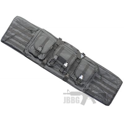 GB16 DUAL CABIN FUNCTIONAL BAG BLACK rifle airsoft