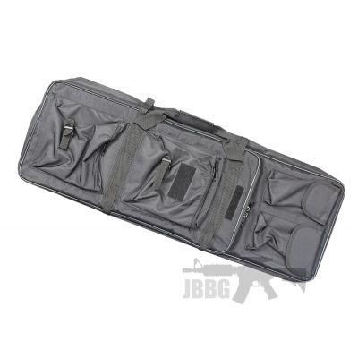 gb20 portable carry bag (89cm) black rifle