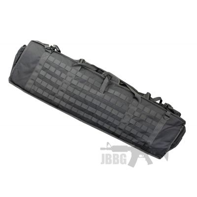 TACTICAL FEATURE PACK (115CM) BLACK rifle