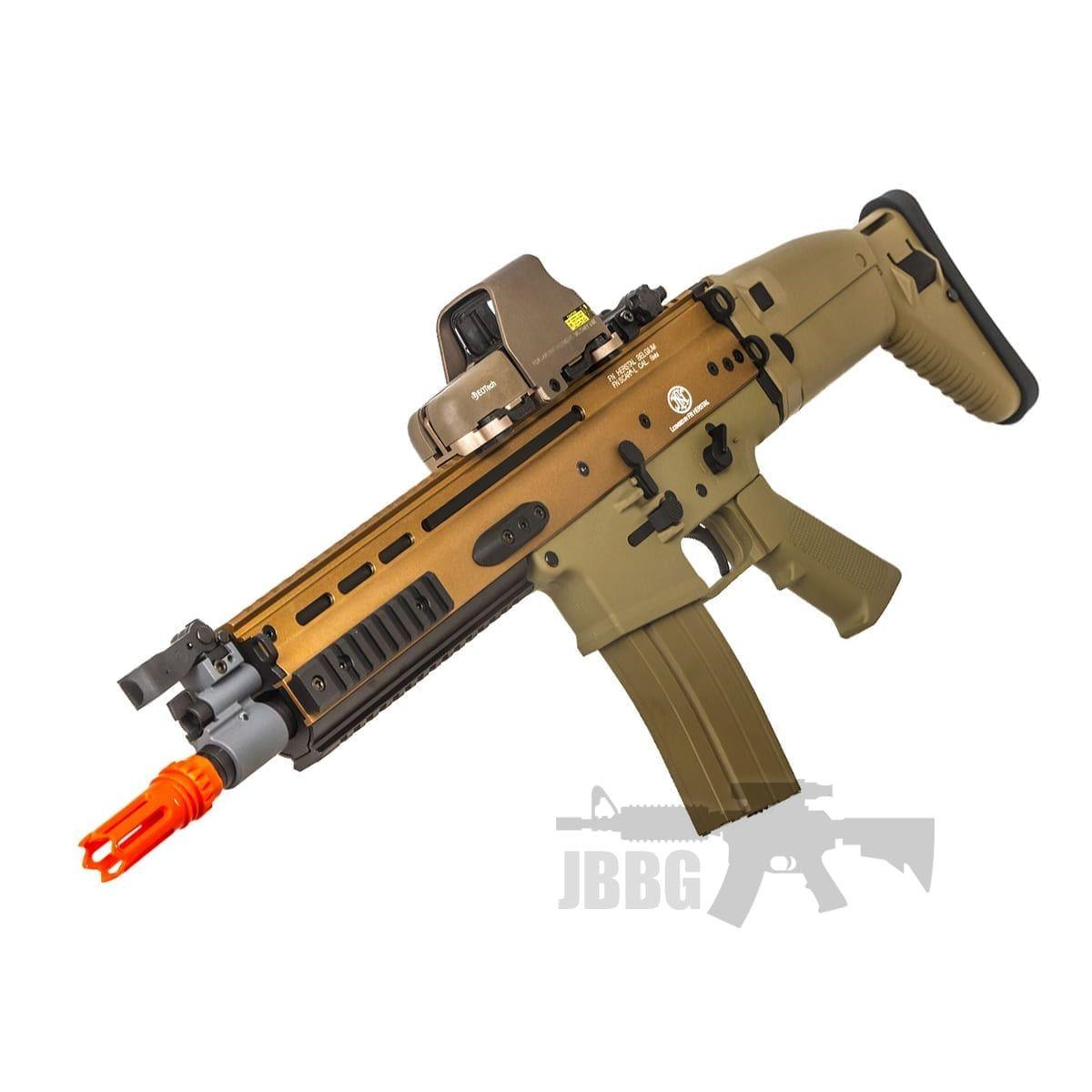 fn scar tan gun