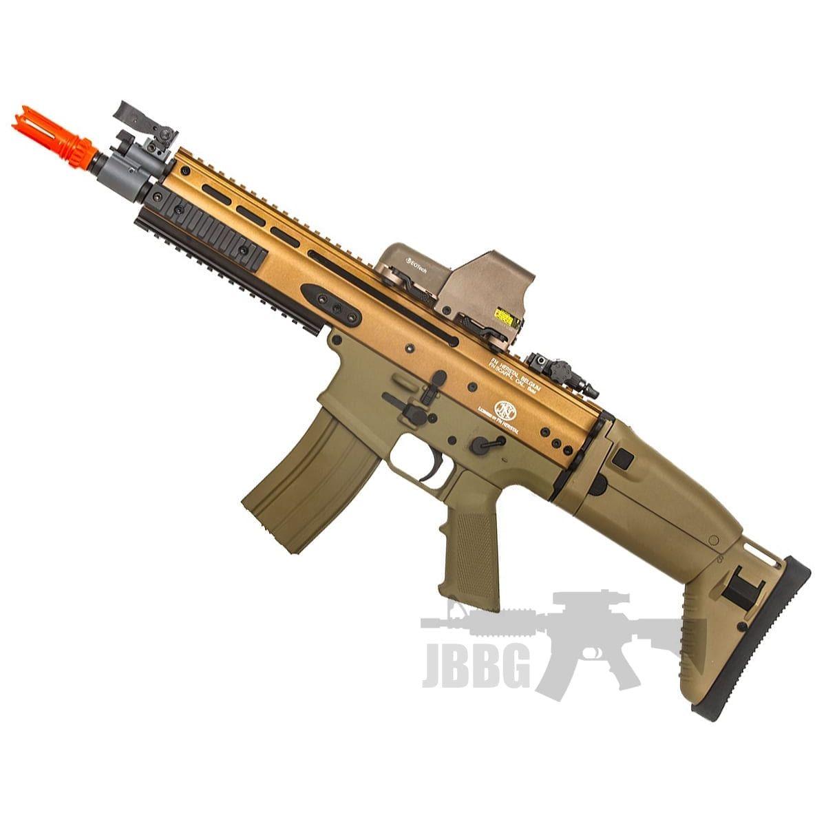 fn airsoft scar gun
