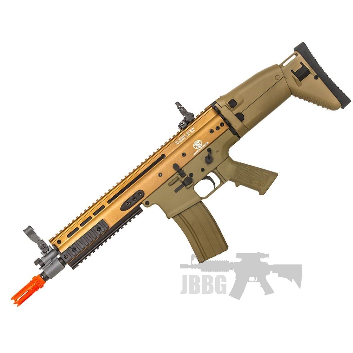 fn scar l airsoft gun