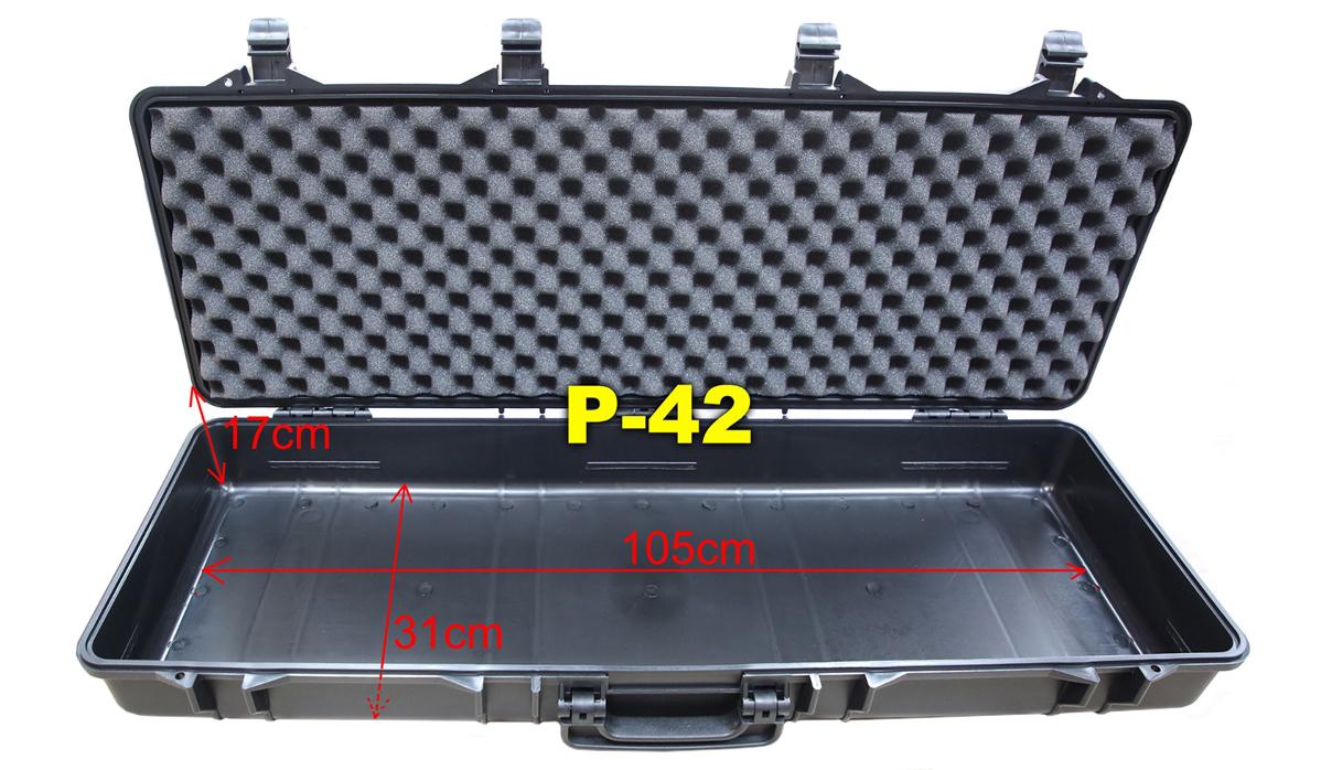 SRC P42 Gun Case 105cm