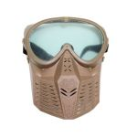 AIRSOFT MASK TAN MA64T