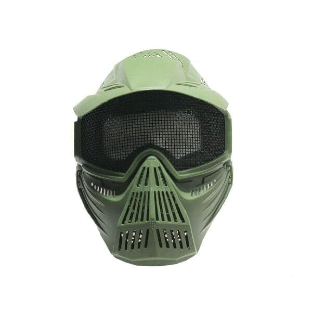 Pro Mesh Mask Green MA07OD