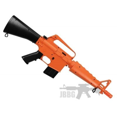 m308 airsoft gun orange