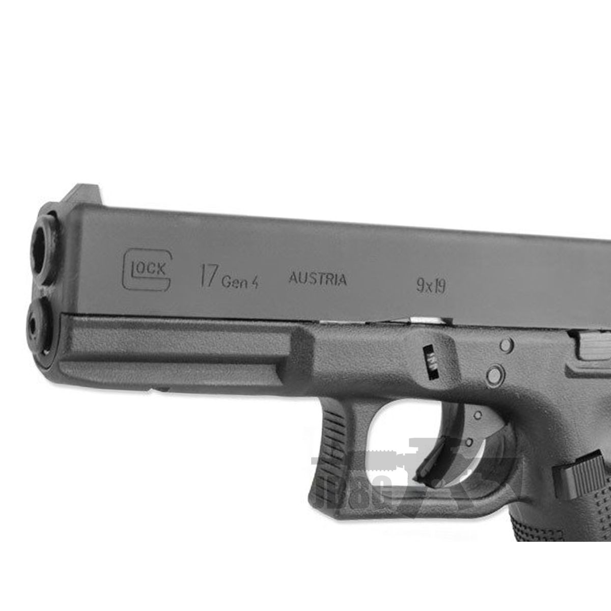 Glock G17 Gas Blowback Gen4 Airsoft Gas Pistols