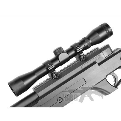3-9×40 Pro Rifle Scope with Scope Mount/Ring 20 MM for Picatinny/Weaver Rails
