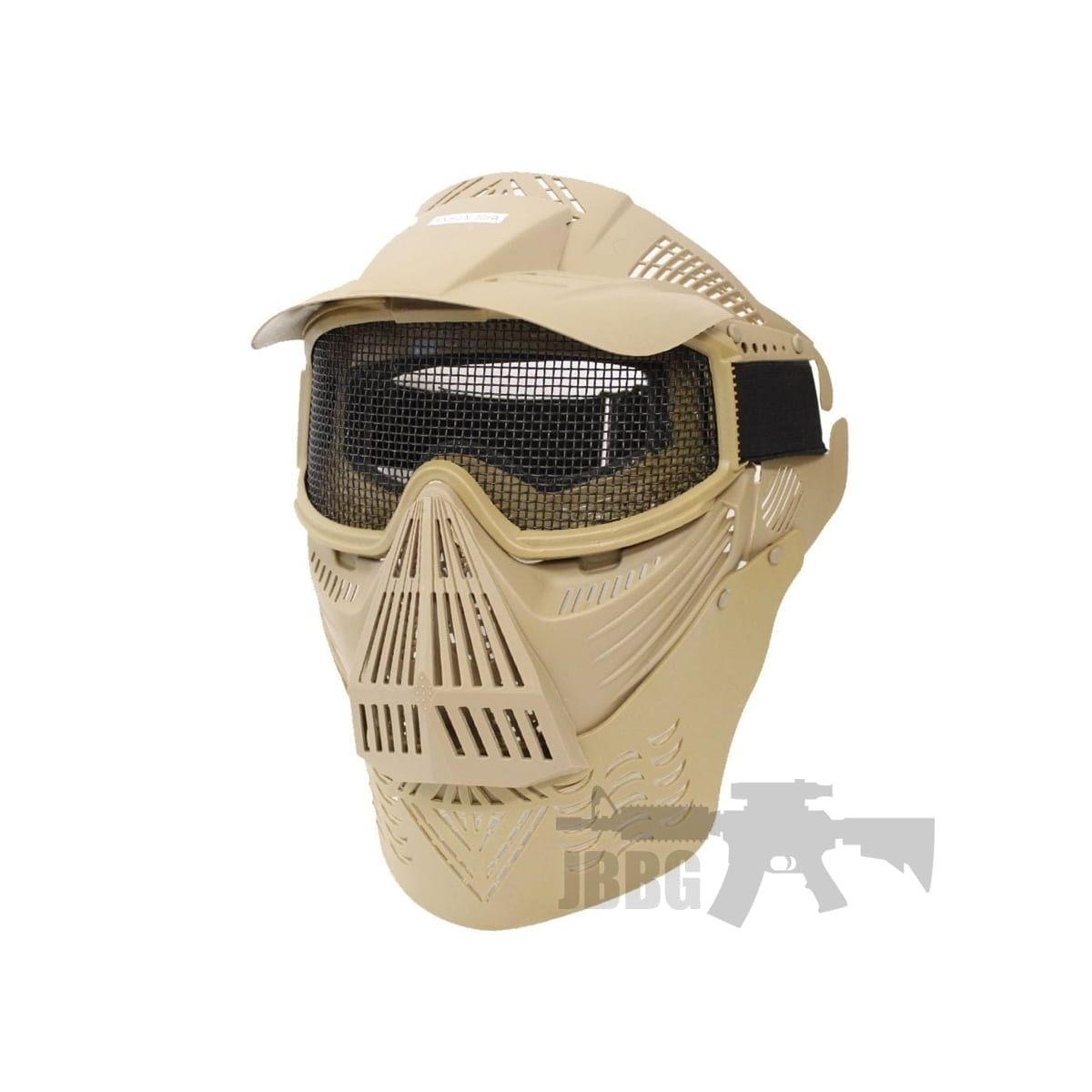 airsoft pro mask