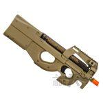 p90 tan gun 333