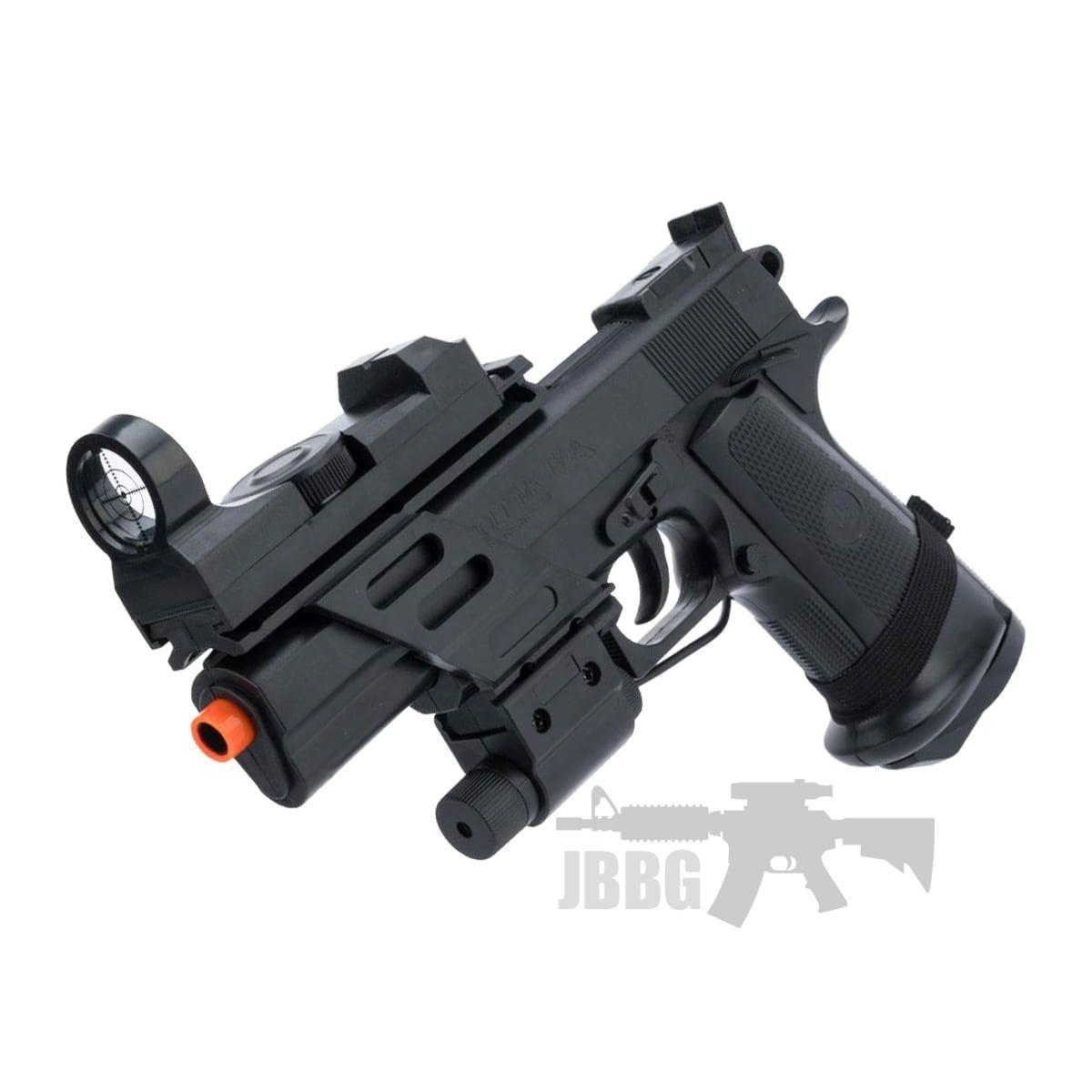 mk pistol