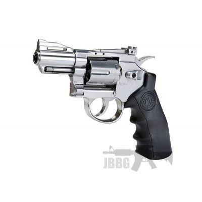 src titan airsoft revolver pistol