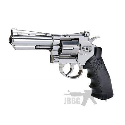 src titan airsoft revolver silver