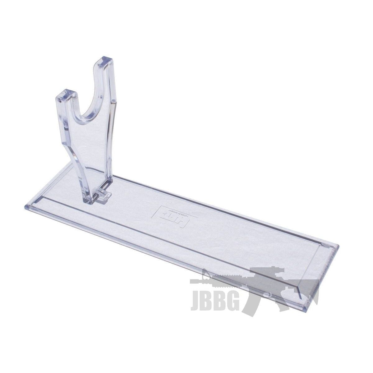 HFC Branded Good Quality Plastic Perspex Pistol Gun Display Stand