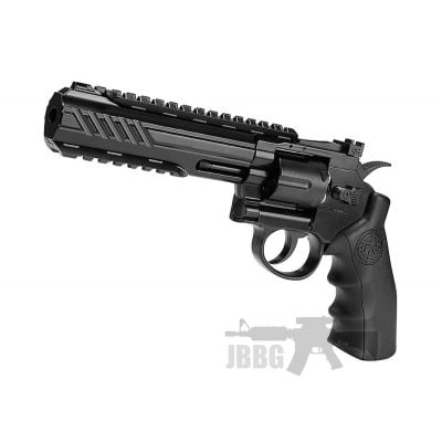 src airsoft revolver